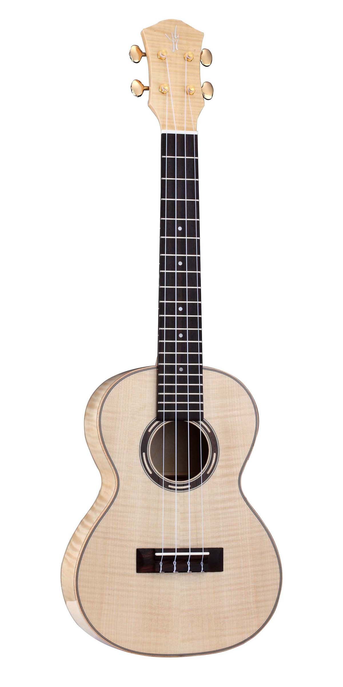 Flame Maple Plywood,Tenor Ukulele