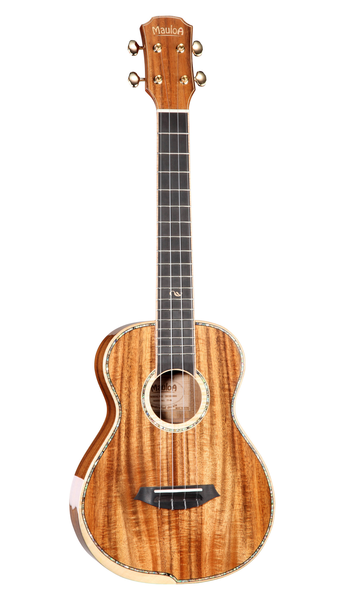 All Solid Koa,Tenor Ukulele