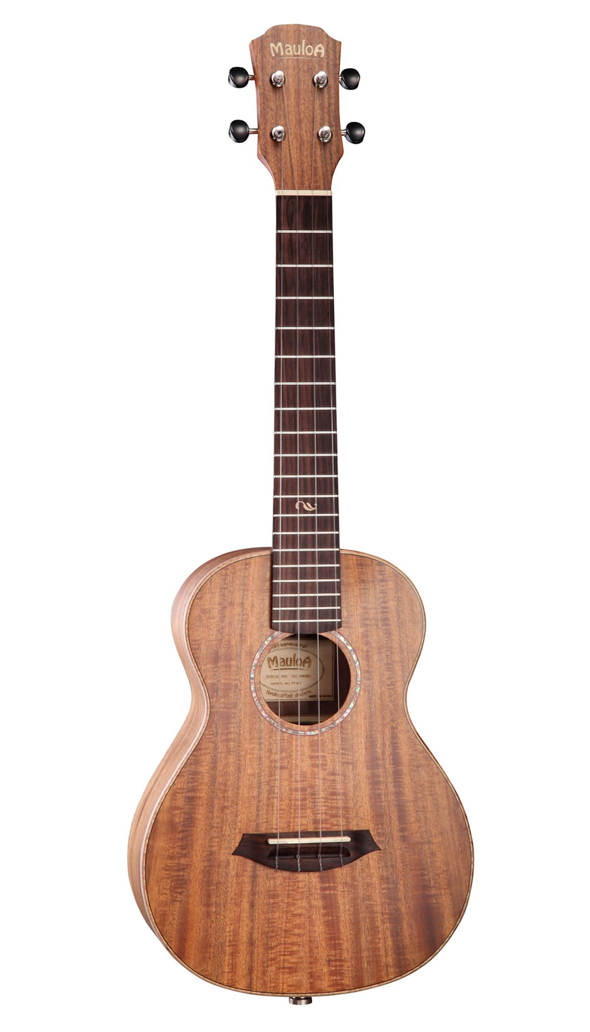 Top Solid Koa,Tenor Ukulele