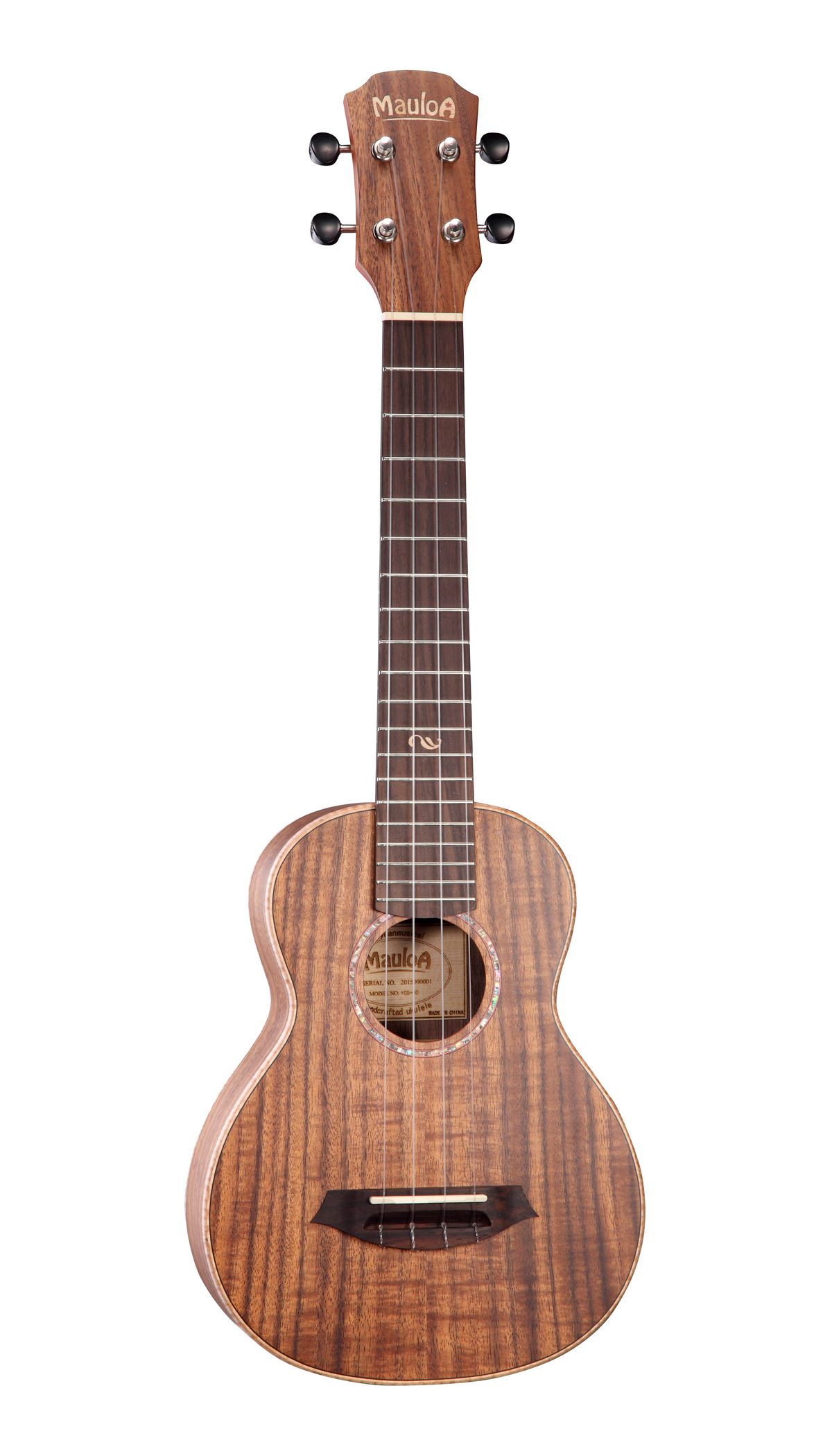 Top Solid Koa,Koa Plywood,New Body Ukulele