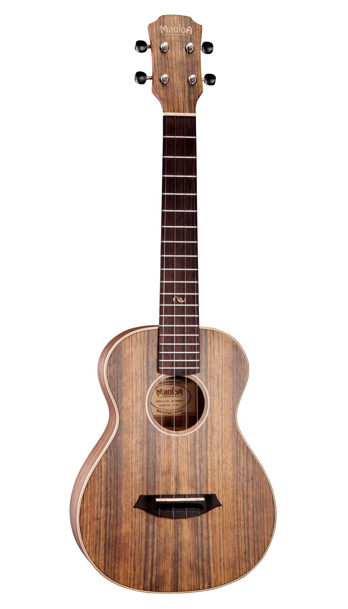 Top Solid Walnut,Walnut Plywood,Tenor Ukulele