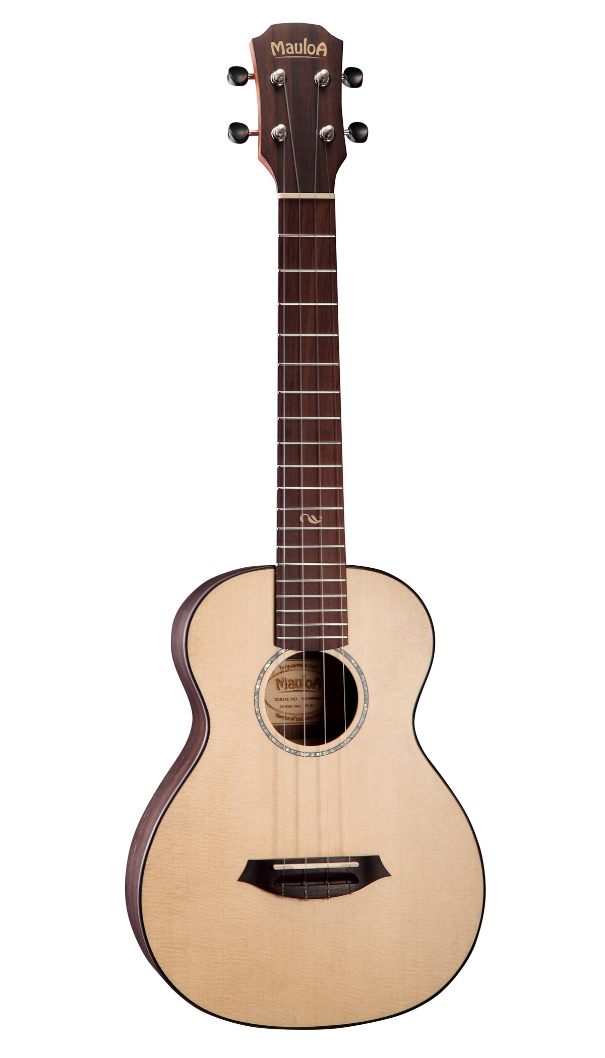 Top Solid Spruce,Rosewood Plywood,Tenor Ukulele